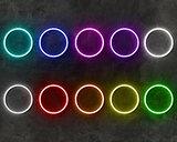 FOLLOW YOUR DREAMS neon sign - LED Neon Leuchtreklame_