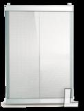 Transparant LED poster scherm 1067 x 801 mm_