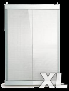 Transparant LED poster scherm 1280 x 960 mm